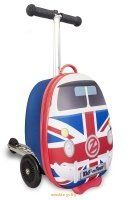 "Самокат-чемодан Union Jack Journeys 15"" ZINC ZC04099 - Minsktoys.by"